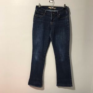 Old Navy THE Sweetheart NEW RINSE Dark Blue Jeans